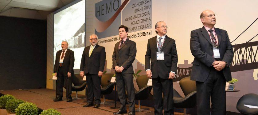 Cerimônia de abertura, sessão plenária e Super Quinta são destaques do primeiro dia do HEMO 2016