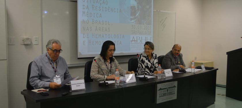 Residência Médica no Brasil é discutida pela ABHH em Fórum