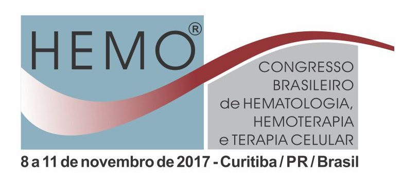 Hemo 2017: submissão de  trabalhos científicos até 5 de agosto