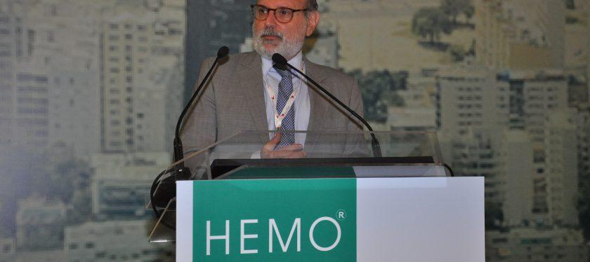 Diretor da ABHH é eleito presidente da Associação Ítalo-brasileira de Hematologia