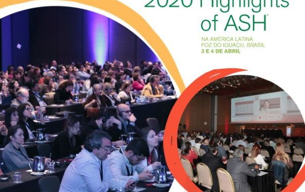 Confira os sorteados que ganharam pacotes para o Highlights of ASH Latin America