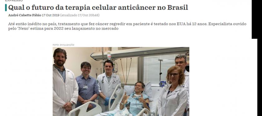 Terapia gênica é destaque no Nexo Jornal; especialista da ABHH comenta