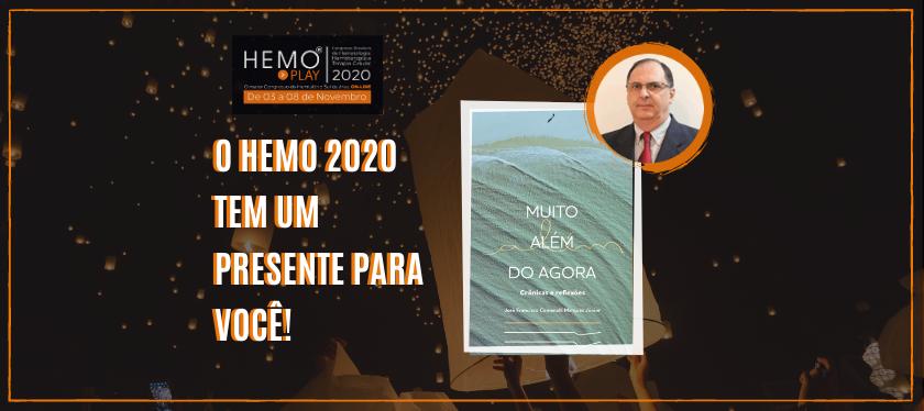 """Baixe agora o E-book """"Muito Além do Agora"""" do Dr. José Francisco Marques Comenalli"""