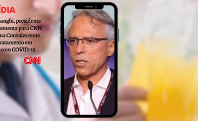 Plasma de quem já teve Covid-19 é usado em pacientes no início da doença – Dr. Dante Langhi para CNN