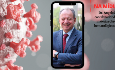 Pacientes com câncer hematológico podem ter covid-19 mais grave – Dr. Angelo Maiolino para UOL