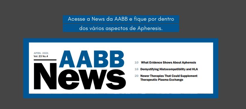 Confira a News da AABB gratuitamente