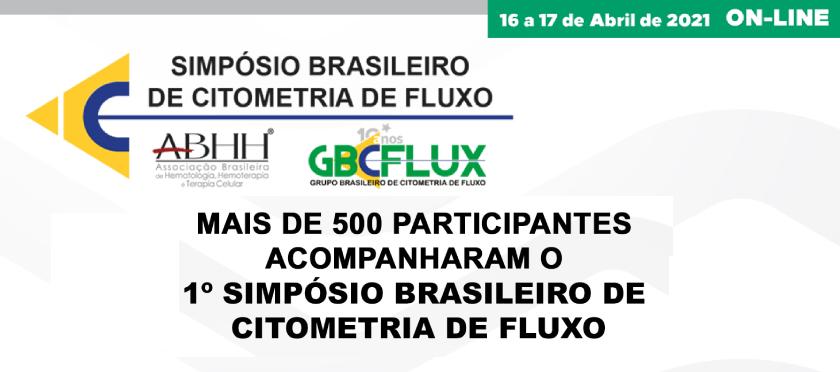 1º Simpósio Brasileiro de Citometria de Fluxo encerra com alto índice de público e grade científica plural e abrangente